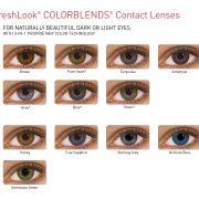 Freshlook Colour blends Contact Lenses welovelenses.comLCB-1