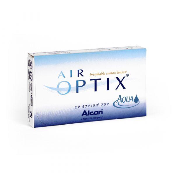 Air Optix Aqua Lentilles de Contact
