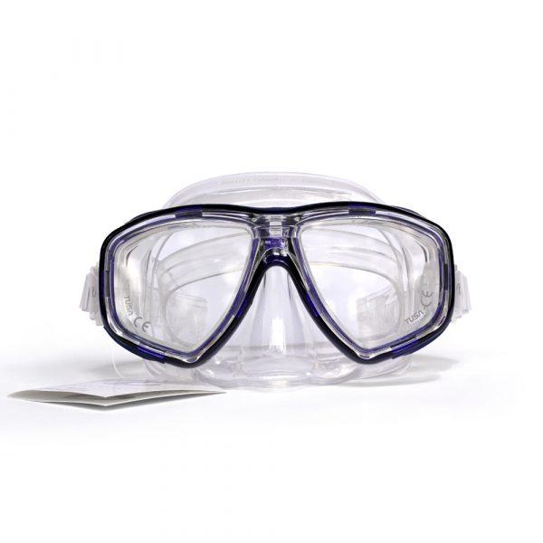 Prescription diving mask