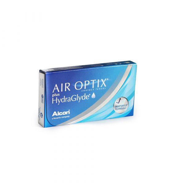 Air Optix Alcon Plus Hydra Glyde